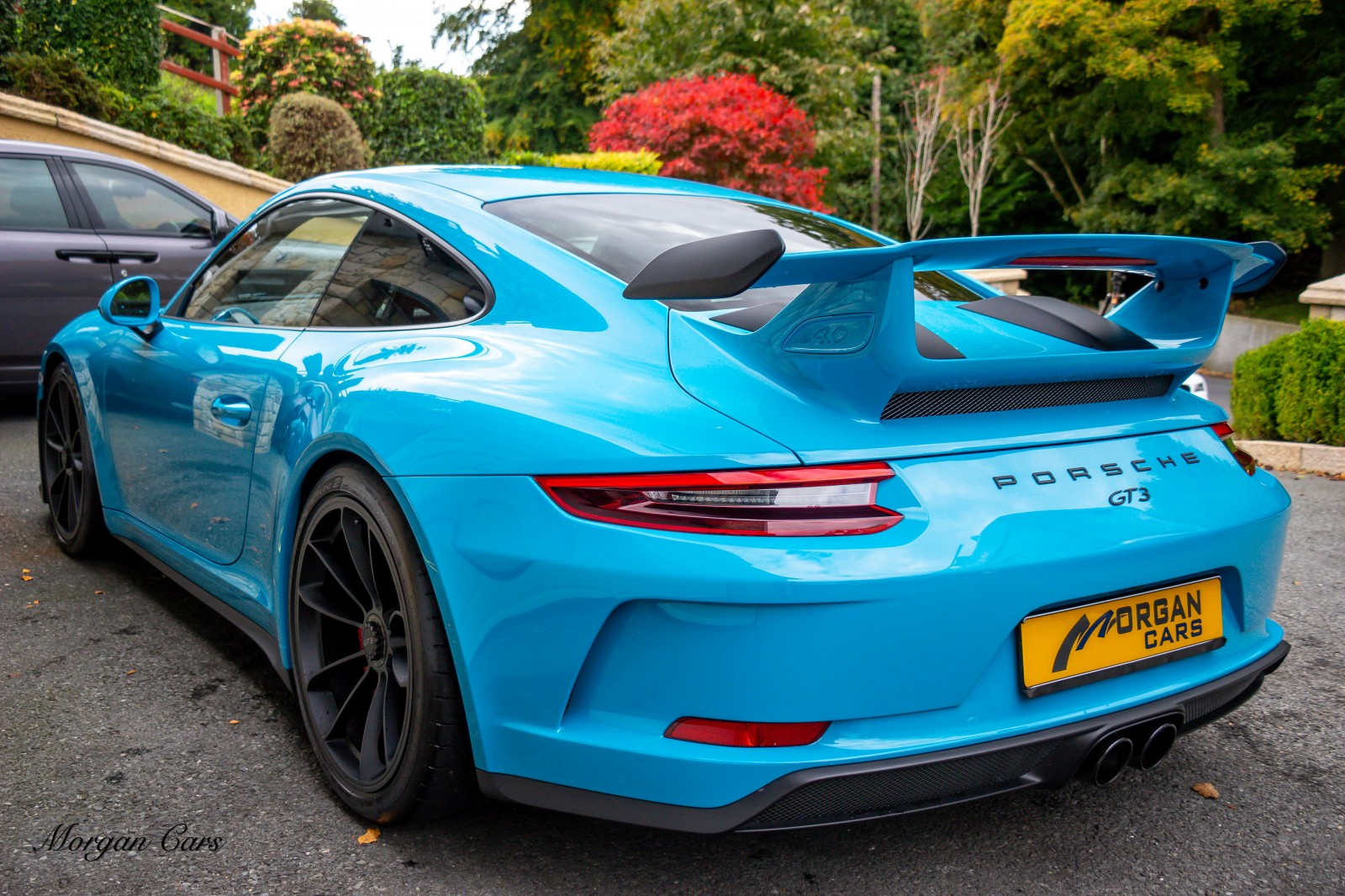2018 Porsche 911 991.2 GT3 PDK CLUBSPORT Petrol Automatic – Morgan Cars 9 Mound Road, Warrenpoint, Newry BT34 3LW, UK full