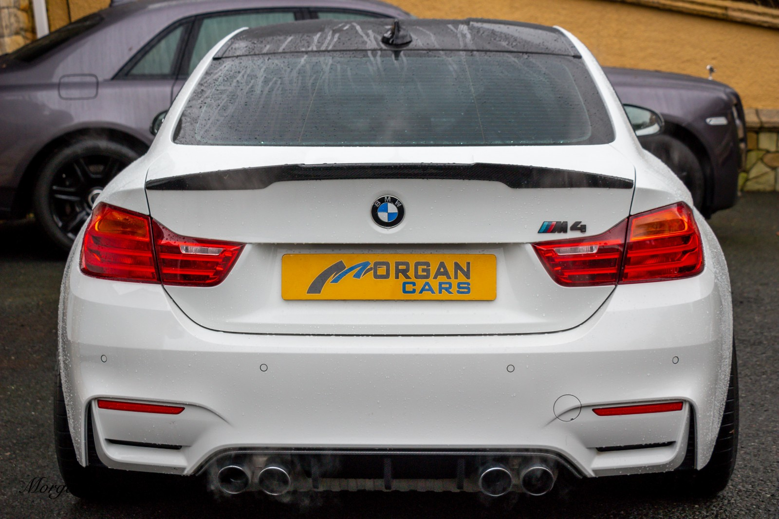 2016 BMW M4 M4 3.0 DCT COUPE Petrol Semi Auto – Morgan Cars 9 Mound Road, Warrenpoint, Newry BT34 3LW, UK full