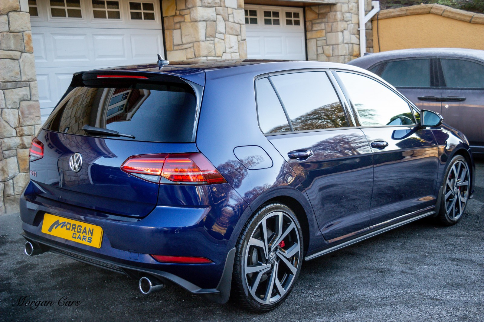 2019 Volkswagen Golf GTI PERFORMANCE TSI DSG Petrol Semi Auto – Morgan Cars 9 Mound Road, Warrenpoint, Newry BT34 3LW, UK full