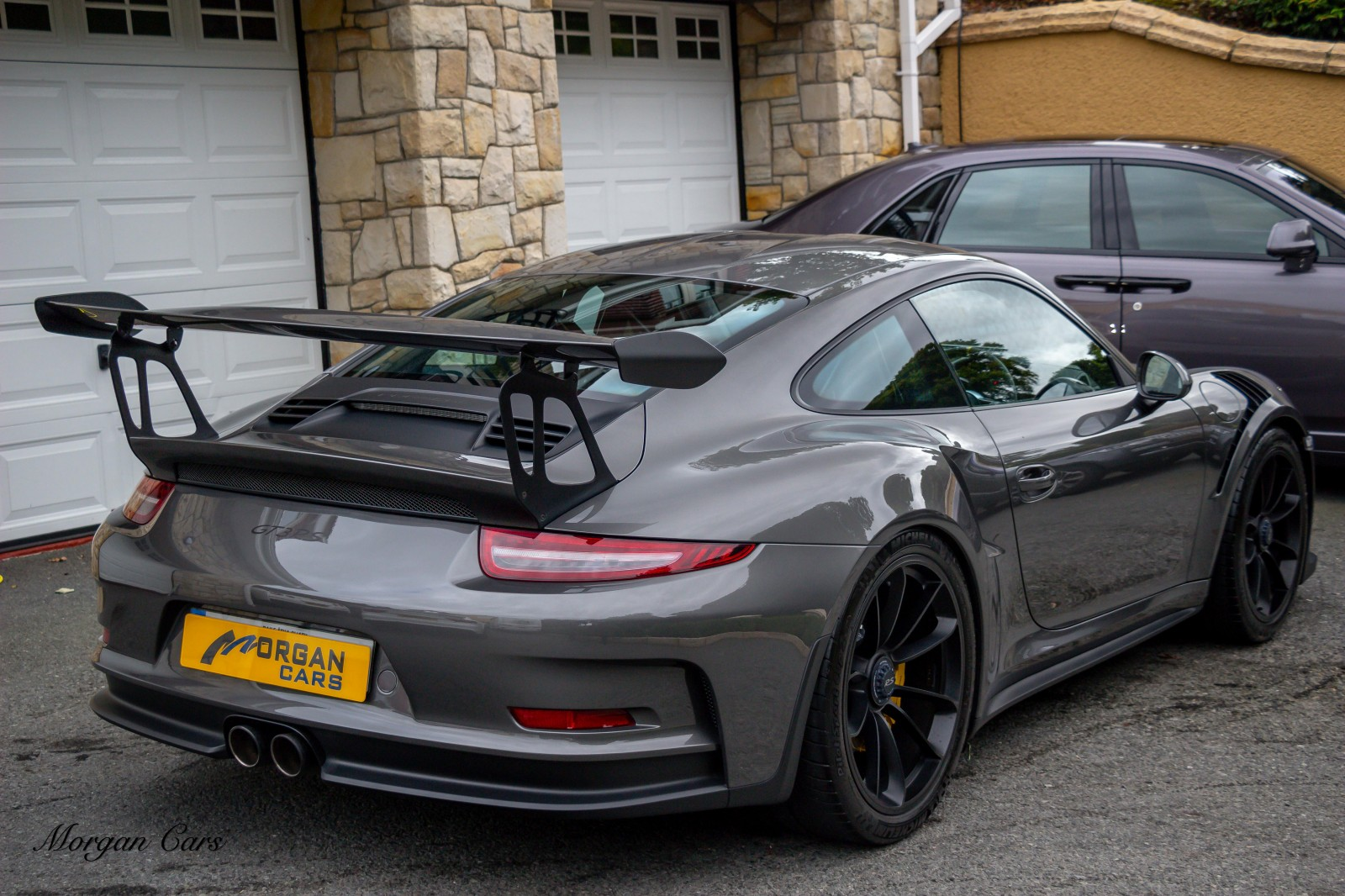 2016 Porsche 911 GT3 RS Petrol Semi Auto – Morgan Cars 9 Mound Road, Warrenpoint, Newry BT34 3LW, UK full