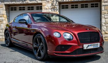 2017 Bentley Continental GT V8 S MDS Petrol Automatic – Morgan Cars 9 Mound Road, Warrenpoint, Newry BT34 3LW, UK