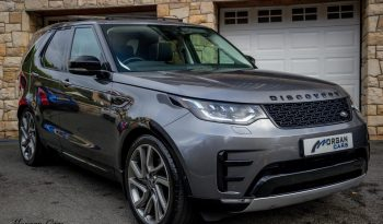 2019 Land Rover Discovery 3.0 SDV6 HSE LUXURY Diesel Automatic – Morgan Cars 9 Mound Road, Warrenpoint, Newry BT34 3LW, UK