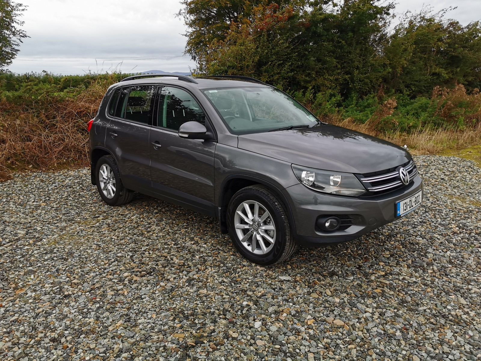 2013 Volkswagen Tiguan SE 4 MOTION Diesel Manual – BC Autosales 17A Airfield Road, Eglinton, Londonderry BT47 3PZ, UK
