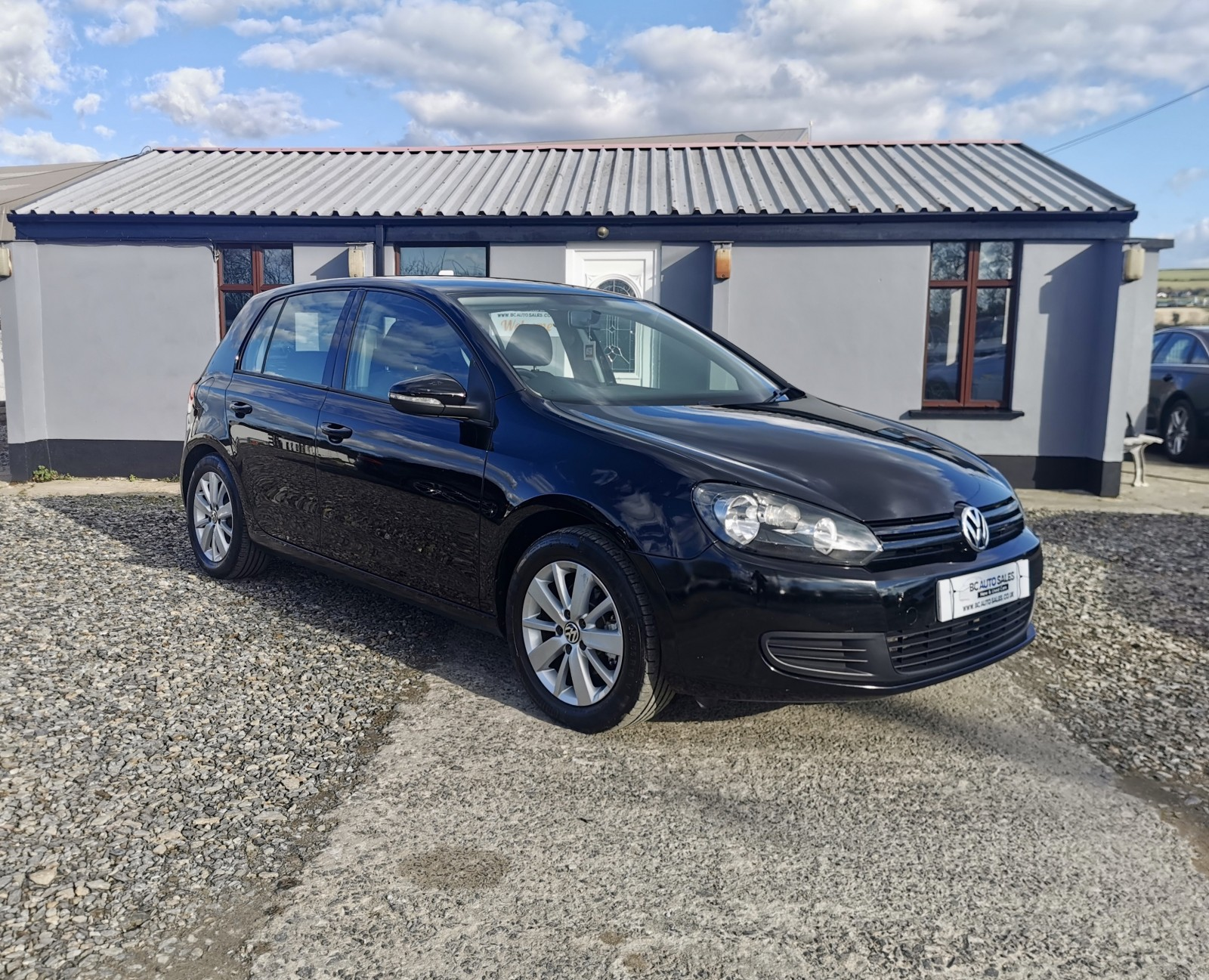2010 Volkswagen Golf BLUEMOTION TDI Diesel Manual – BC Autosales 17A Airfield Road, Eglinton, Londonderry BT47 3PZ, UK