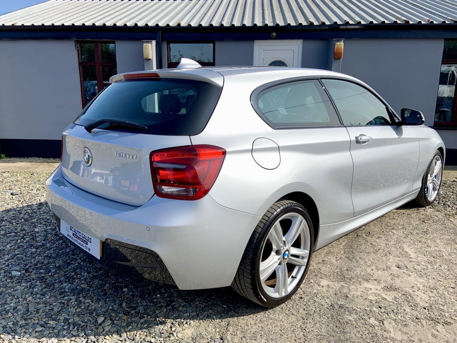 2013 BMW 1 Series 120D M SPORT Diesel Manual – BC Autosales 17A Airfield Road, Eglinton, Londonderry BT47 3PZ, UK full