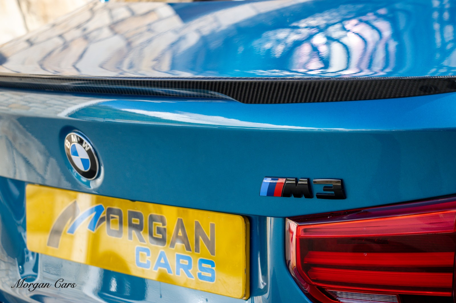 2016 BMW 3 Series M3 COMPETITION PACKAGE Petrol Semi Auto – Morgan Cars 9 Mound Road, Warrenpoint, Newry BT34 3LW, UK full