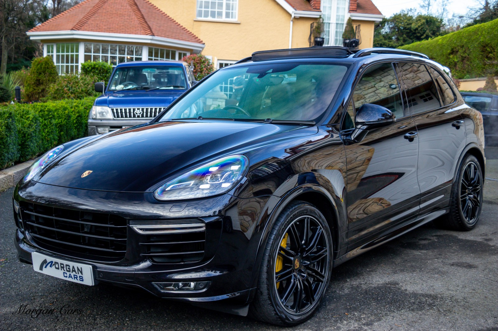 2016 Porsche Cayenne V8 S TURBO TIPTRONIC S Petrol Automatic – Morgan Cars 9 Mound Road, Warrenpoint, Newry BT34 3LW, UK full