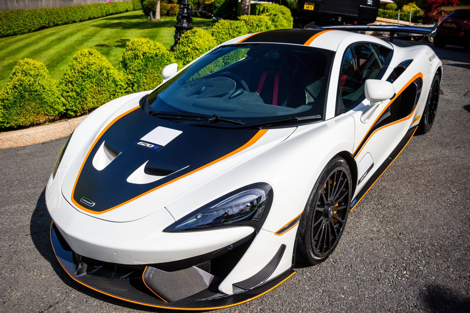 2020 McLaren 620R V8 SSG Petrol Semi Auto – Morgan Cars 9 Mound Road, Warrenpoint, Newry BT34 3LW, UK full