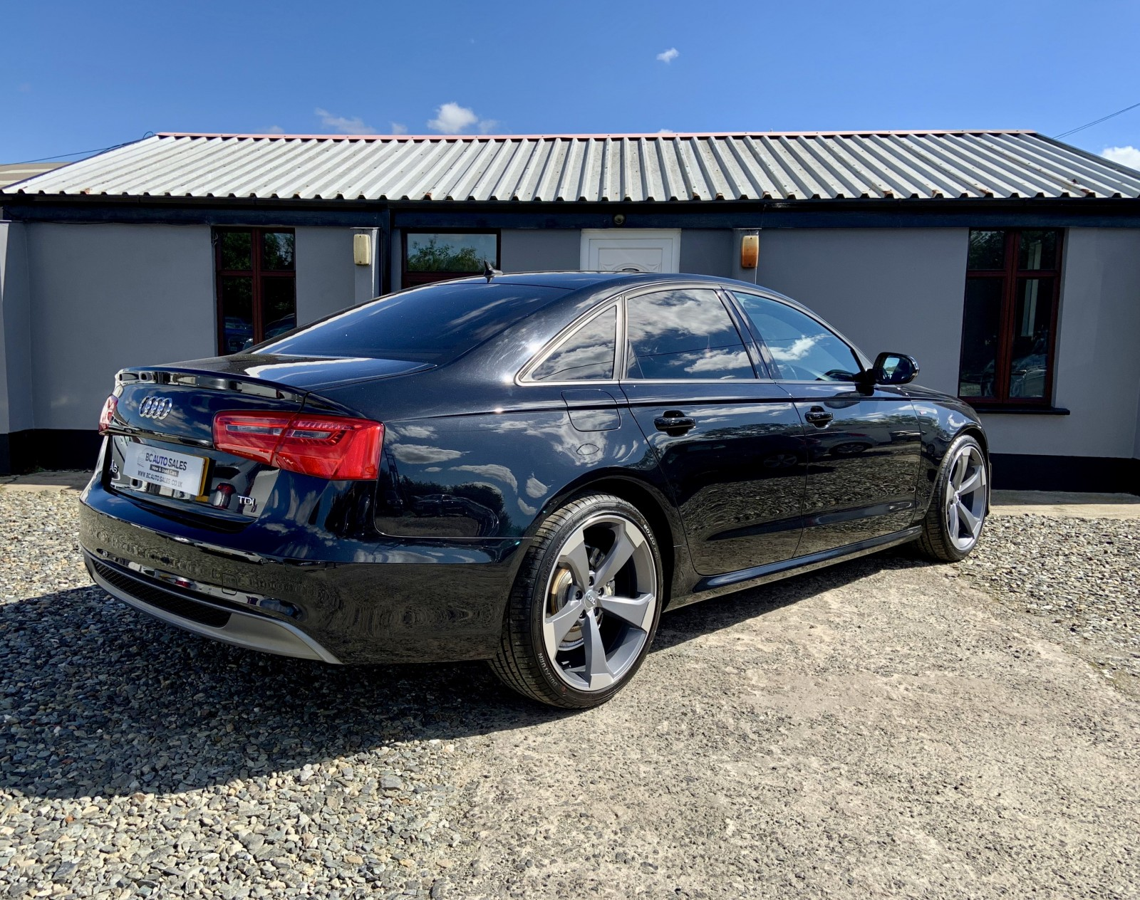 2013 Audi A6 TDI S LINE BLACK EDITION Diesel Manual – BC Autosales 17A Airfield Road, Eglinton, Londonderry BT47 3PZ, UK full