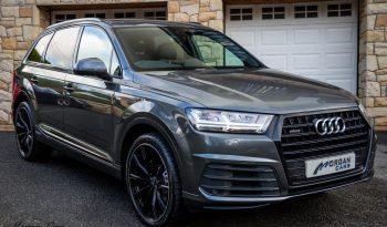 2018 Audi Q7 3.0 TDI QUATTRO S LINE Diesel Automatic – Morgan Cars 9 Mound Road, Warrenpoint, Newry BT34 3LW, UK