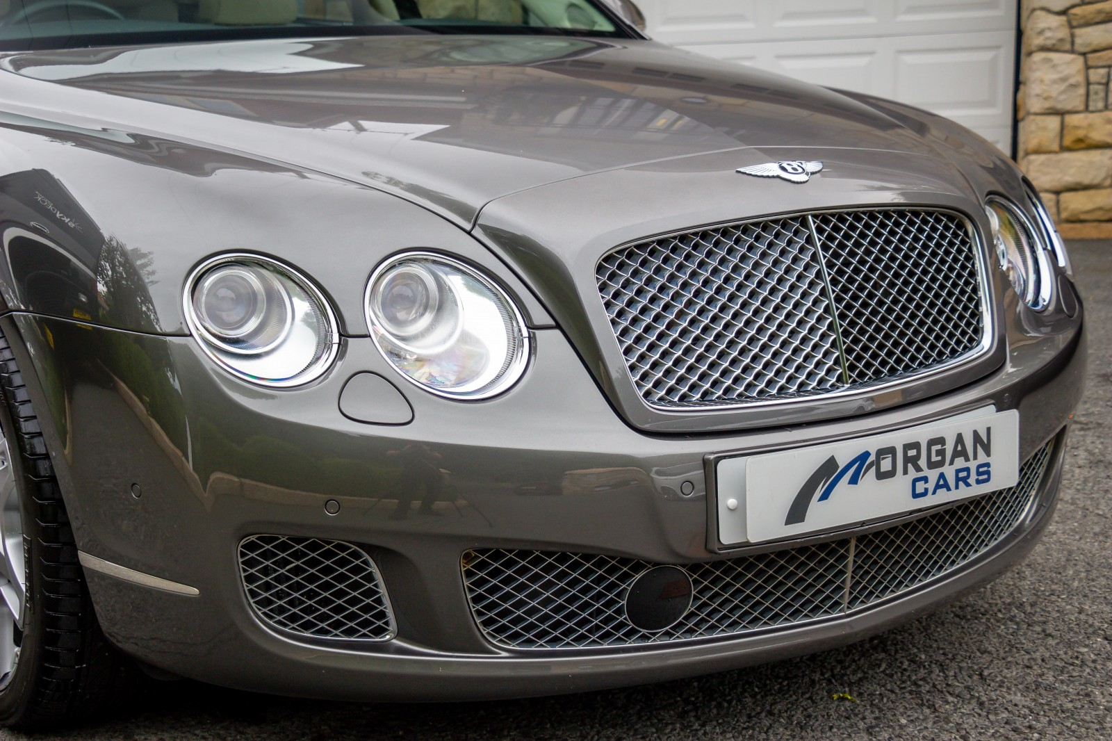 2012 Bentley Continental FLYING SPUR 6.0 W12 Petrol Automatic – Morgan Cars 9 Mound Road, Warrenpoint, Newry BT34 3LW, UK full