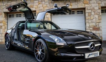 2010 Mercedes-Benz SLS SLS AMG Petrol Automatic – Morgan Cars 9 Mound Road, Warrenpoint, Newry BT34 3LW, UK