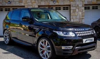 2017 Land Rover Range Rover Sport 3.0 SDV6 HSE Diesel Automatic – Morgan Cars 9 Mound Road, Warrenpoint, Newry BT34 3LW, UK