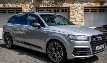 2017 Audi Q7 SQ7 4.0 TDI QUATTRO Diesel Automatic – Morgan Cars 9 Mound Road, Warrenpoint, Newry BT34 3LW, UK