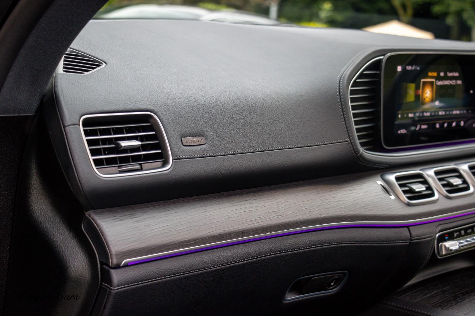 2020 Mercedes-Benz  GLS 400 D 4MATIC AMG LINE PREMIUM PLUS Diesel Automatic – Morgan Cars 9 Mound Road, Warrenpoint, Newry BT34 3LW, UK full