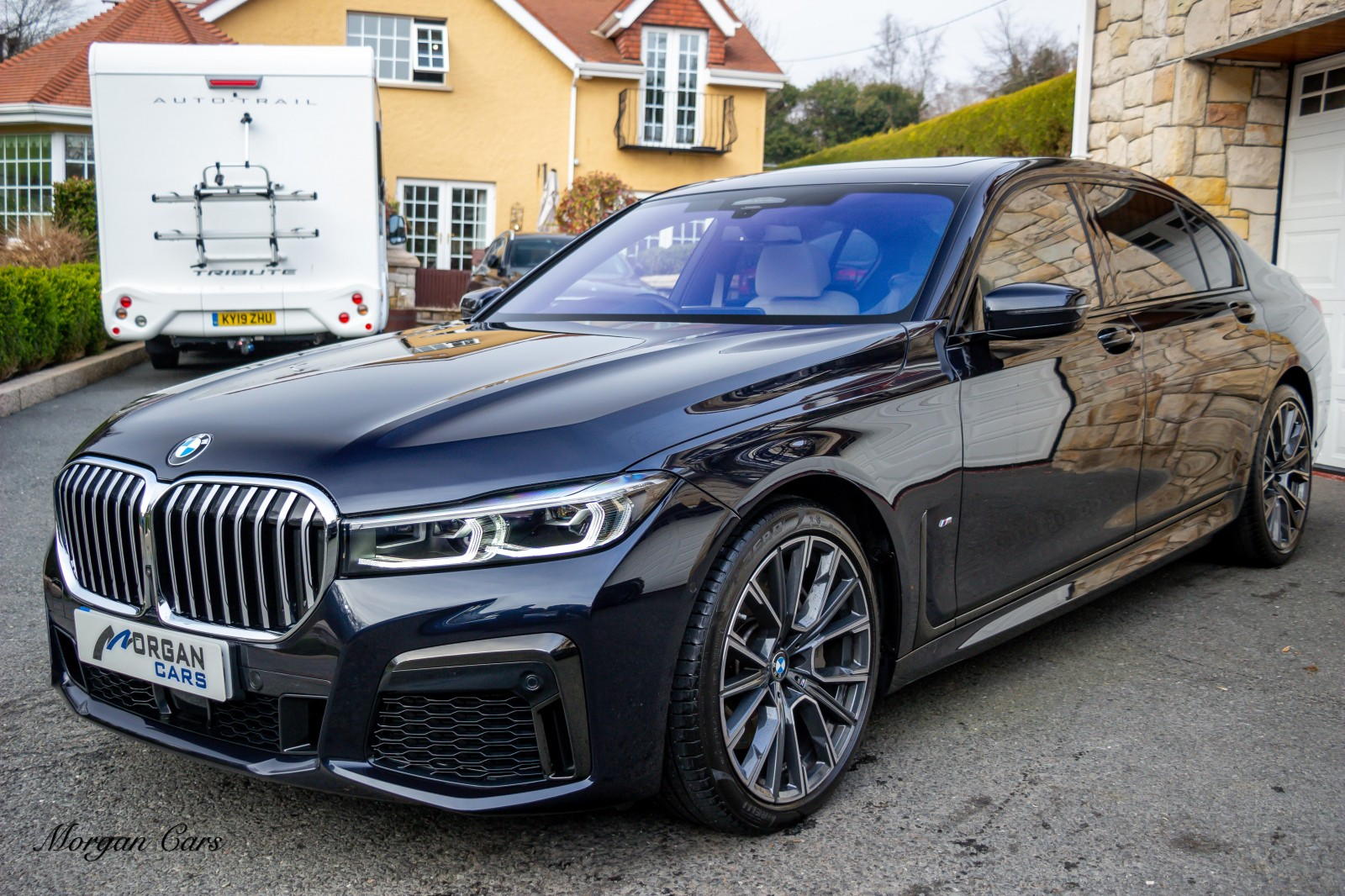 2020 BMW 7 Series 740LD XDRIVE M SPORT Diesel Automatic – Morgan Cars 9 Mound Road, Warrenpoint, Newry BT34 3LW, UK full
