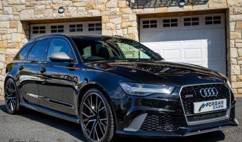 2017 Audi A6 RS6 PERFORMANCE AVANT TFSI QUATTRO Petrol Automatic – Morgan Cars 9 Mound Road, Warrenpoint, Newry BT34 3LW, UK
