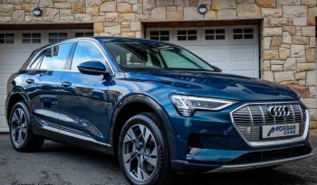 2019 Audi  E TRON QUATTRO 95KWH 300KW Electric Automatic – Morgan Cars 9 Mound Road, Warrenpoint, Newry BT34 3LW, UK