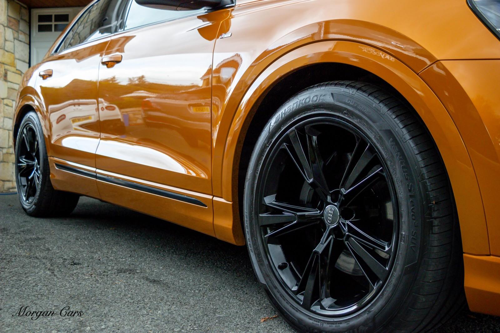 2019 Audi Q8 3.0 TDI QUATTRO S LINE Diesel Automatic – Morgan Cars 9 Mound Road, Warrenpoint, Newry BT34 3LW, UK full