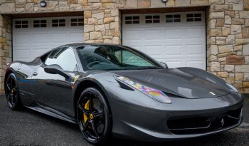 2012 Ferrari 458 4.5 V8 DCT Petrol Semi Auto – Morgan Cars 9 Mound Road, Warrenpoint, Newry BT34 3LW, UK