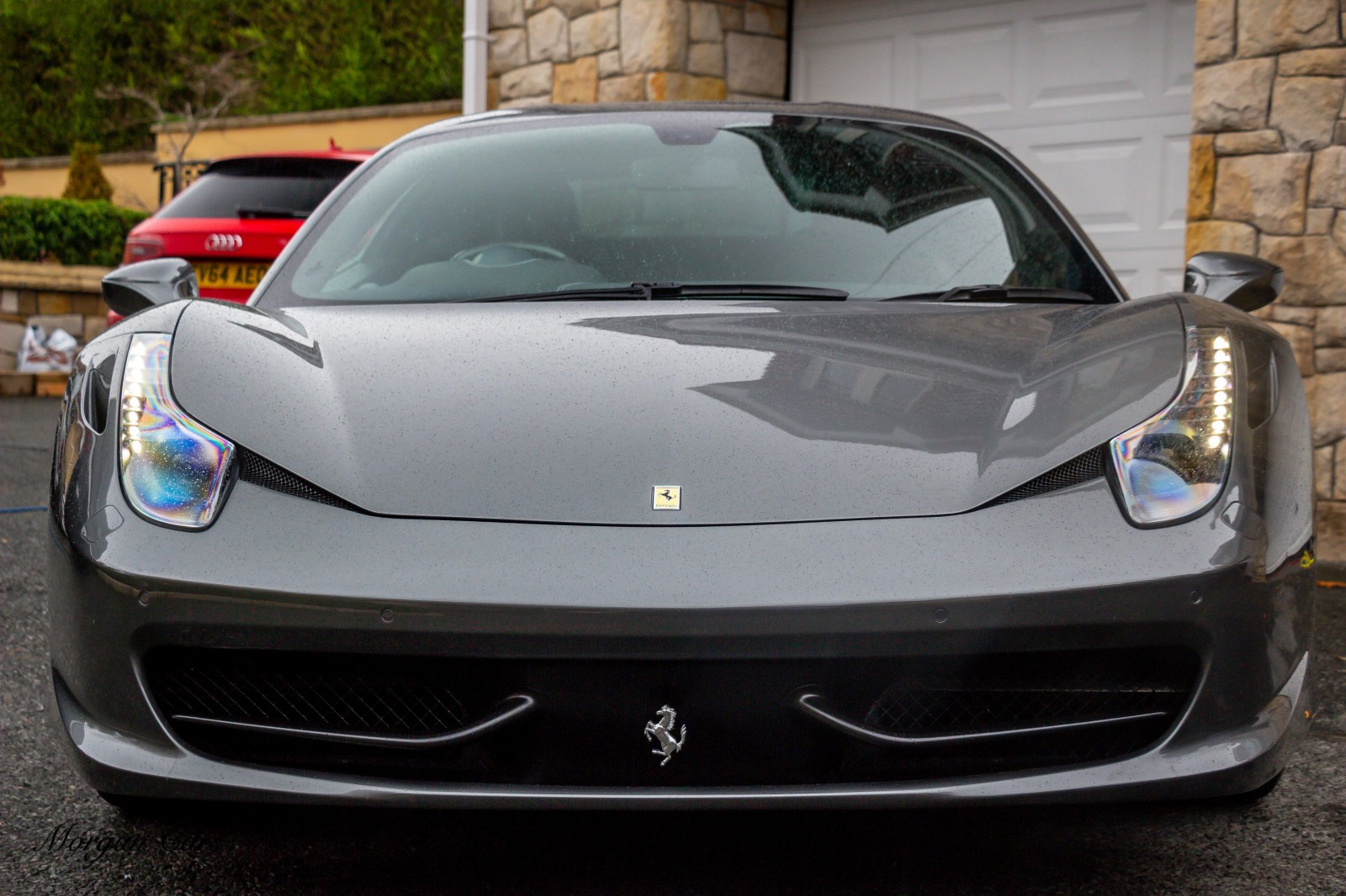 2012 Ferrari 458 4.5 V8 DCT Petrol Semi Auto – Morgan Cars 9 Mound Road, Warrenpoint, Newry BT34 3LW, UK full
