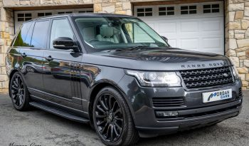 2016 Land Rover Range Rover 4.4 SDV8 VOGUE SE Diesel Automatic – Morgan Cars 9 Mound Road, Warrenpoint, Newry BT34 3LW, UK