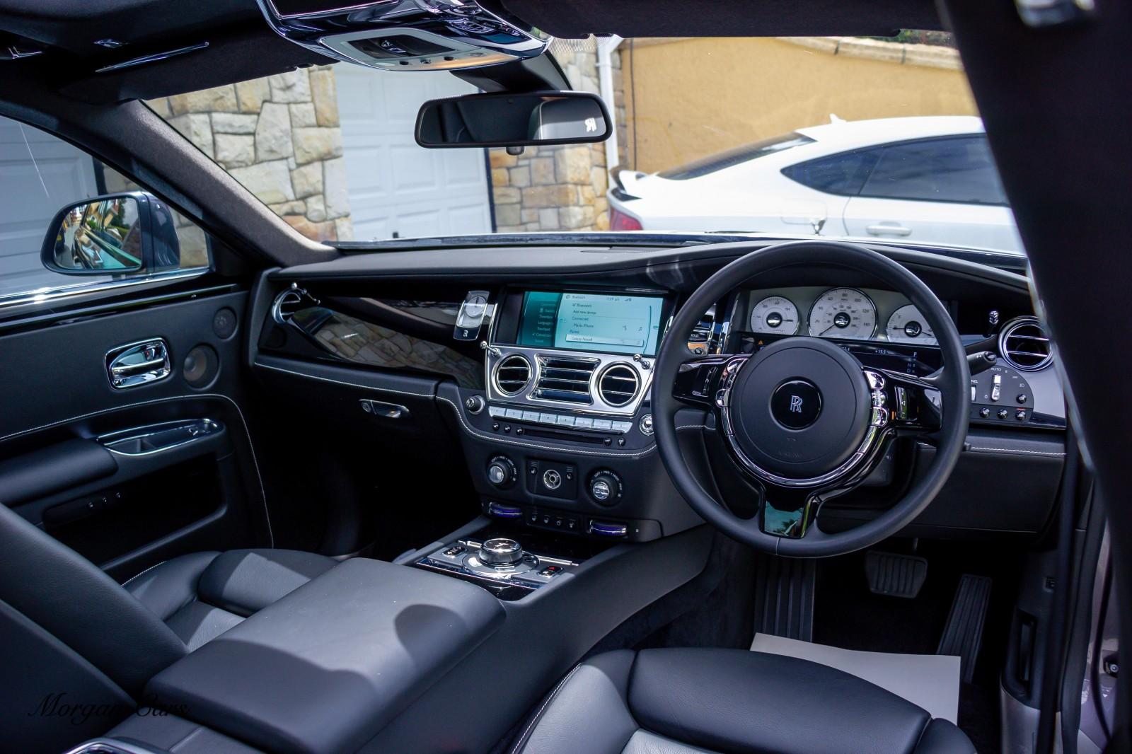 2015 Rolls Royce Ghost V12 SWB SERIES 2 Petrol Automatic – Morgan Cars 9 Mound Road, Warrenpoint, Newry BT34 3LW, UK full