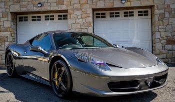 2012 Ferrari 458 DCT Petrol Semi Auto – Morgan Cars 9 Mound Road, Warrenpoint, Newry BT34 3LW, UK