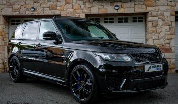 2015 Land Rover Range Rover Sport V8 5.0 SVR Petrol Automatic – Morgan Cars 9 Mound Road, Warrenpoint, Newry BT34 3LW, UK