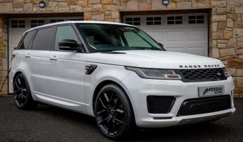 2019 Land Rover Range Rover Sport 3.0 SDV6 HSE DYNAMIC Diesel Automatic – Morgan Cars 9 Mound Road, Warrenpoint, Newry BT34 3LW, UK