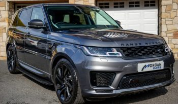 2018 Land Rover Range Rover Sport SDV6 HSE DYNAMIC Diesel Automatic – Morgan Cars 9 Mound Road, Warrenpoint, Newry BT34 3LW, UK
