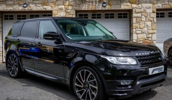 2015 Land Rover Range Rover Sport 4.4 SDV8 AUTOBIOGRAPHY DYNAMIC Diesel Automatic – Morgan Cars 9 Mound Road, Warrenpoint, Newry BT34 3LW, UK
