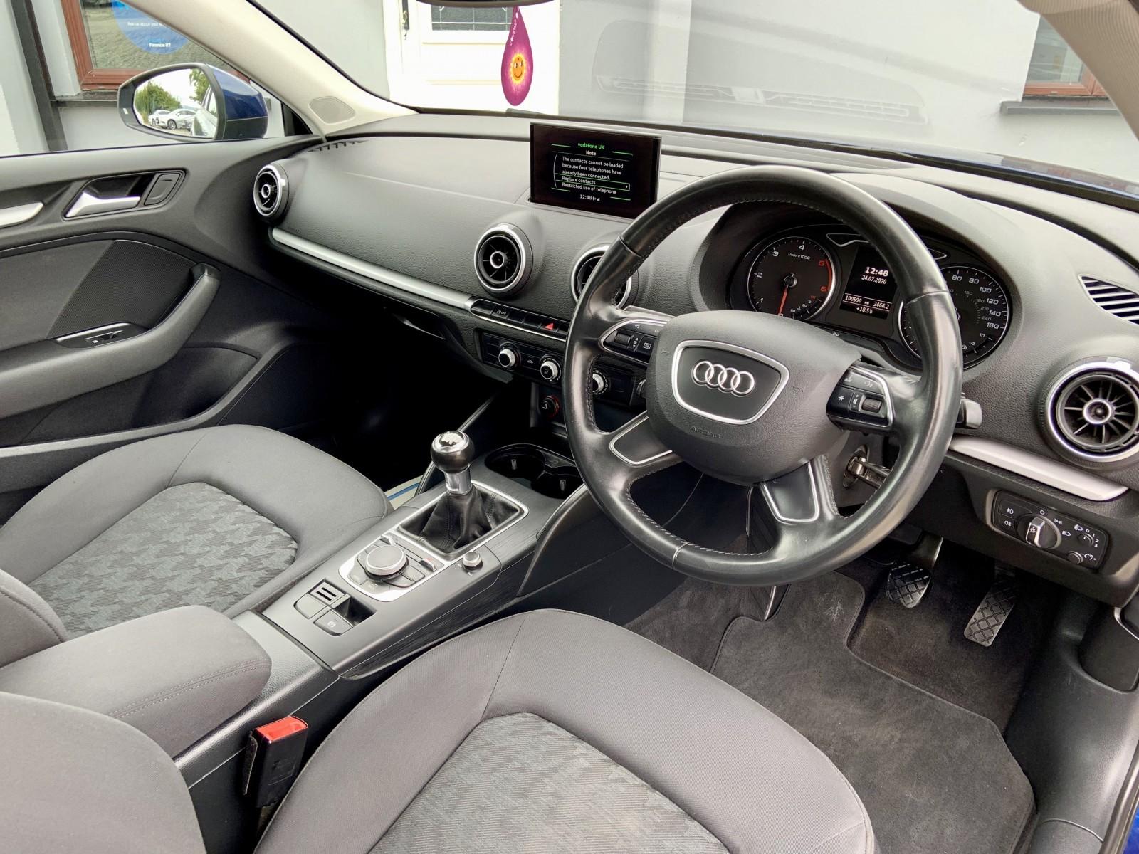 2015 Audi A3 TDI SE TECHNIK Diesel Manual – BC Autosales 17A Airfield Road, Eglinton, Londonderry BT47 3PZ, UK full