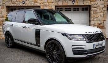 2018 Land Rover Range Rover 4.4 SDV8 VOGUE SE Diesel Automatic – Morgan Cars 9 Mound Road, Warrenpoint, Newry BT34 3LW, UK