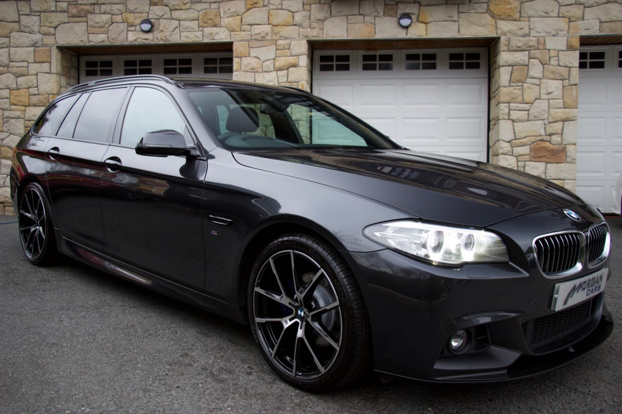 2014 BMW 5 Series 520D M SPORT TOURING Diesel Automatic – Morgan Cars 9 Mound Road, Warrenpoint, Newry BT34 3LW, UK full