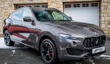 2017 Maserati Levante 3.0D V6 SPORTS PACK Diesel Automatic – Morgan Cars 9 Mound Road, Warrenpoint, Newry BT34 3LW, UK
