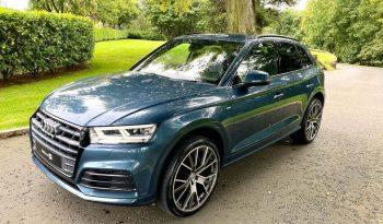 2017 Audi Q5  Diesel Automatic – Moyway Motors Dungannon