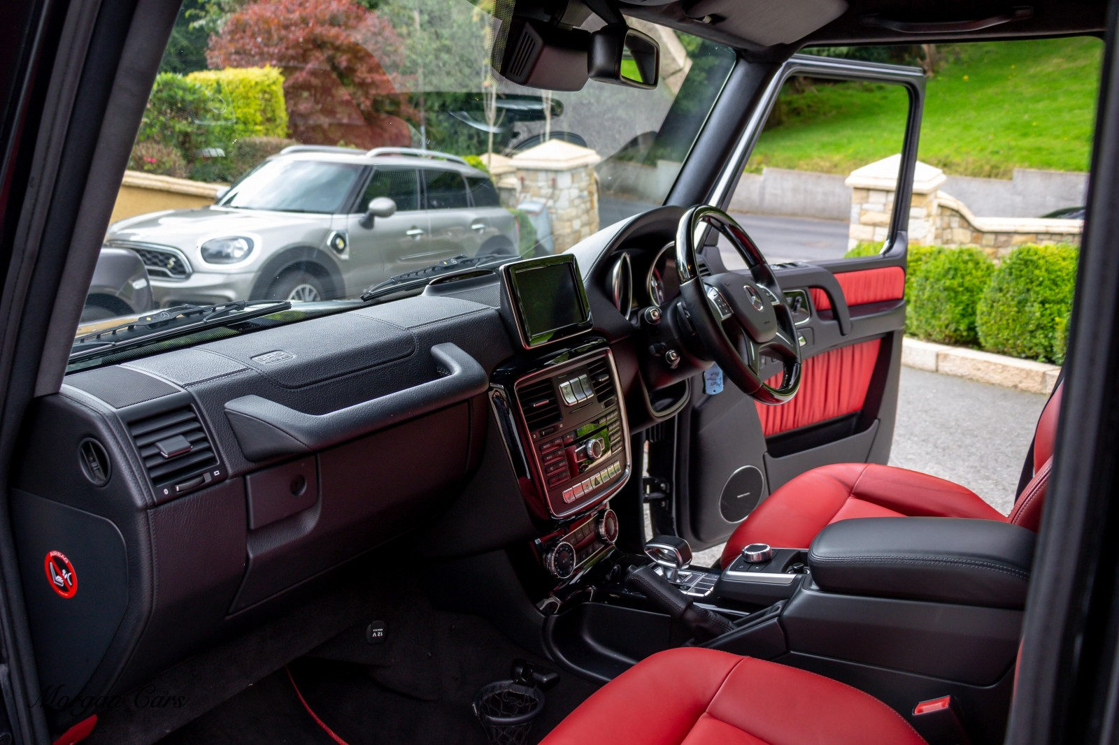 2013 Mercedes-Benz G Class G63 AMG Petrol Automatic – Morgan Cars 9 Mound Road, Warrenpoint, Newry BT34 3LW, UK full