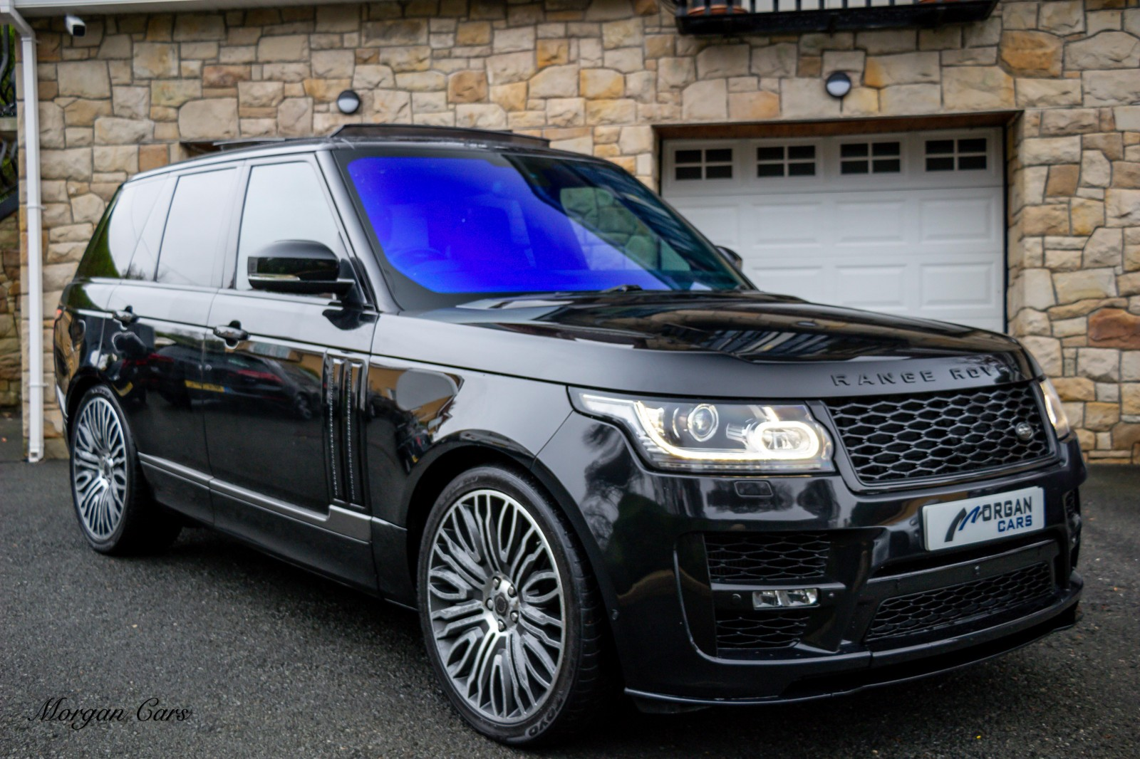 2015 Land Rover Range Rover 4.4 SDV8 VOGUE SE Diesel Automatic – Morgan Cars 9 Mound Road, Warrenpoint, Newry BT34 3LW, UK full