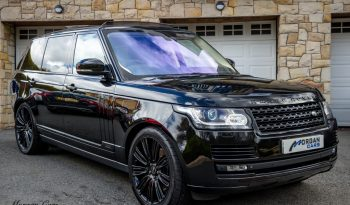 2014 Land Rover Range Rover 4.4 SDV8 AUTOBIOGRAPHY LWB Diesel Automatic – Morgan Cars 9 Mound Road, Warrenpoint, Newry BT34 3LW, UK