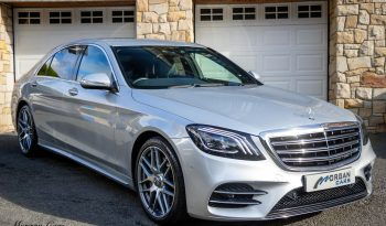 2018 Mercedes-Benz S Class S 350 D L AMG LINE EXECUTIVE Diesel Automatic – Morgan Cars 9 Mound Road, Warrenpoint, Newry BT34 3LW, UK