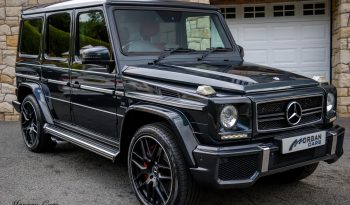 2013 Mercedes-Benz G Class G63 AMG Petrol Automatic – Morgan Cars 9 Mound Road, Warrenpoint, Newry BT34 3LW, UK