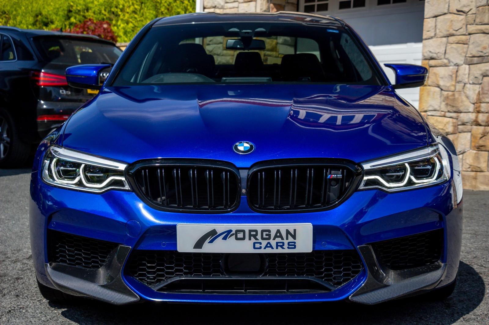 2018 BMW M5 M5 Petrol Automatic – Morgan Cars 9 Mound Road, Warrenpoint, Newry BT34 3LW, UK full
