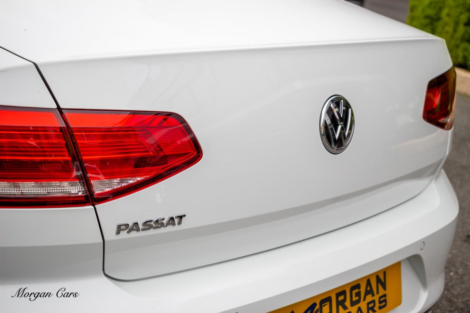 2018 Volkswagen Passat R LINE TDI BLUEMOTION TECHNOLOGY DSG Diesel Semi Auto – Morgan Cars 9 Mound Road, Warrenpoint, Newry BT34 3LW, UK full