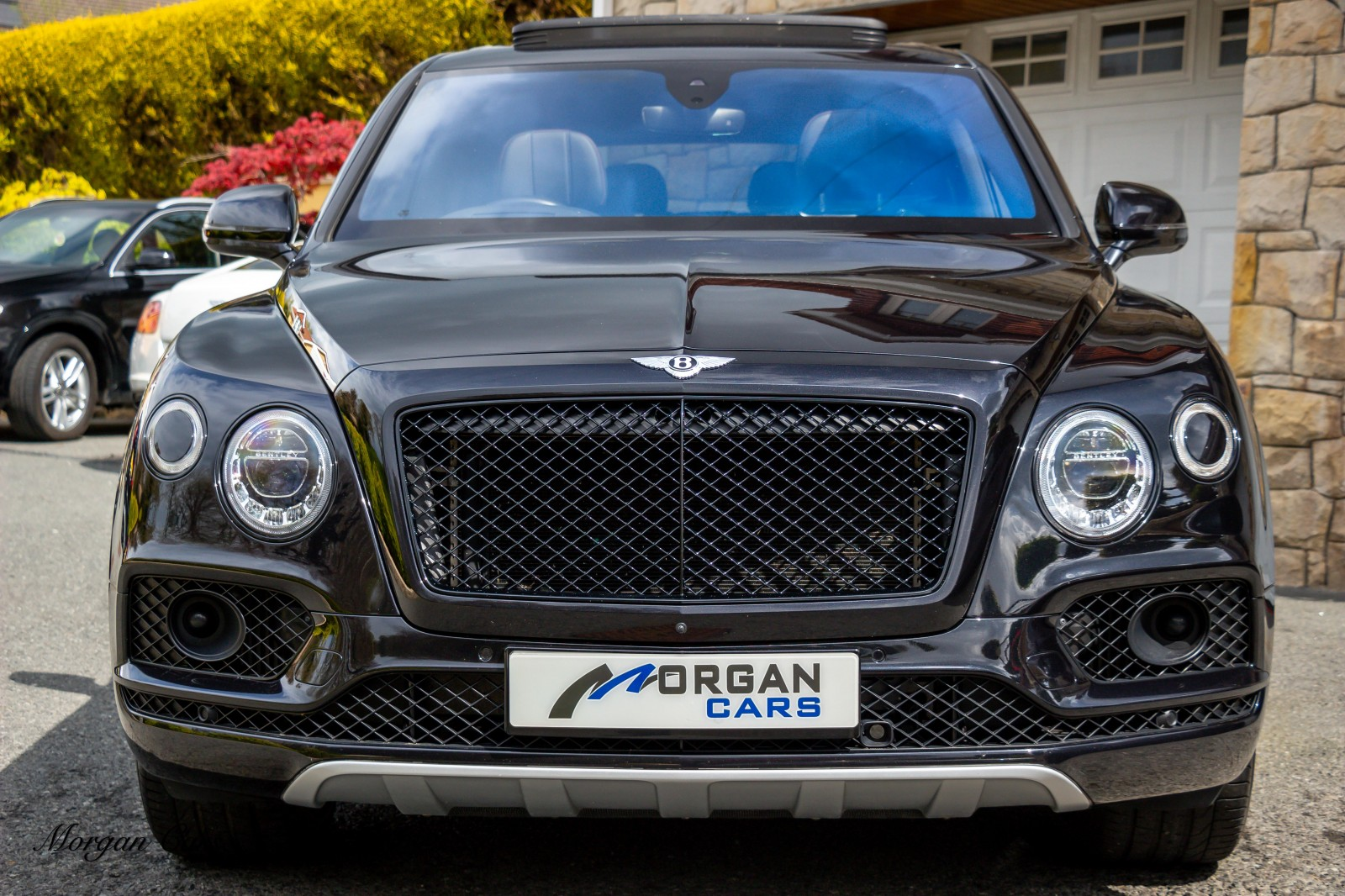 2017 Bentley Bentayga V8 D Diesel Automatic – Morgan Cars 9 Mound Road, Warrenpoint, Newry BT34 3LW, UK full