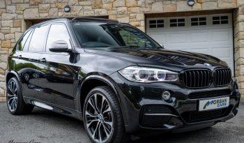 2017 BMW X5 M50D Diesel Automatic – Morgan Cars 9 Mound Road, Warrenpoint, Newry BT34 3LW, UK