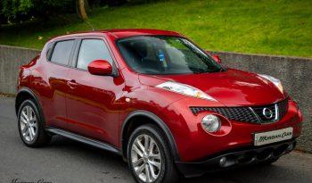 2011 Nissan Juke ACENTA SPORT DCI Diesel Manual – Morgan Cars 9 Mound Road, Warrenpoint, Newry BT34 3LW, UK