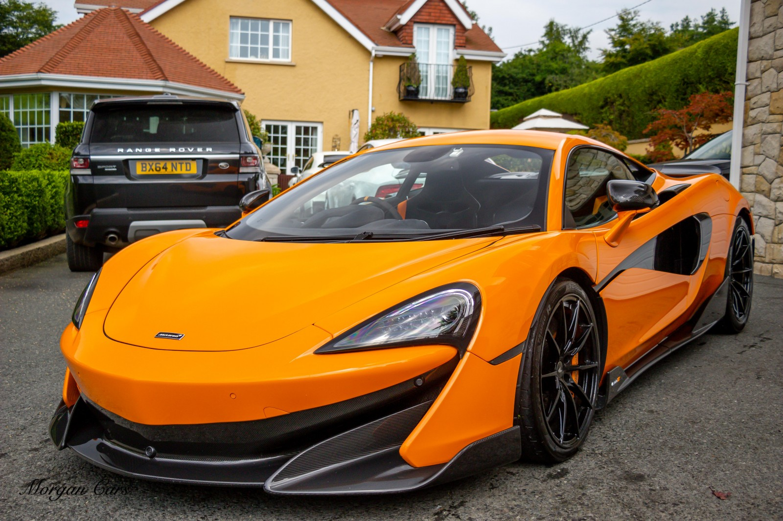 2019 McLaren 600LT V8 3.8 SSG Petrol Automatic – Morgan Cars 9 Mound Road, Warrenpoint, Newry BT34 3LW, UK full