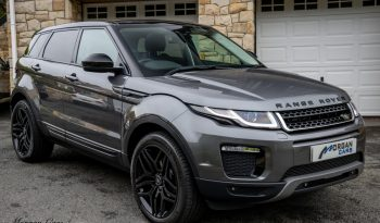 2016 Land Rover Range Rover Evoque 2.0 TD4 SE TECH Diesel Automatic – Morgan Cars 9 Mound Road, Warrenpoint, Newry BT34 3LW, UK