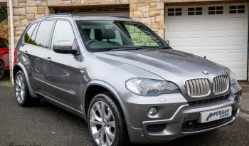 2008 BMW X5 SD M SPORT Diesel Automatic – Morgan Cars 9 Mound Road, Warrenpoint, Newry BT34 3LW, UK